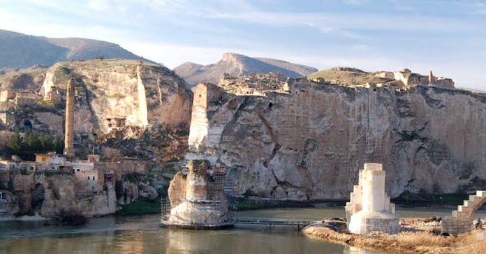 La Turquie est sur le point de rayer des centaines de villages kurdes historiques de la carte