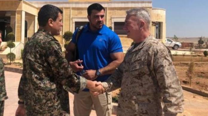 Des responsables américains en visite au Rojava et en Turquie