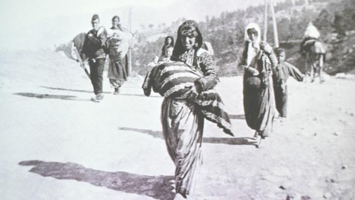 Le génocide arménien est toujours présent dans les mémoires