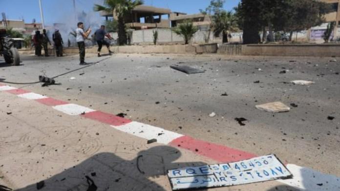 Attentat de Tirbêspiyê: Arrestation de deux suspects