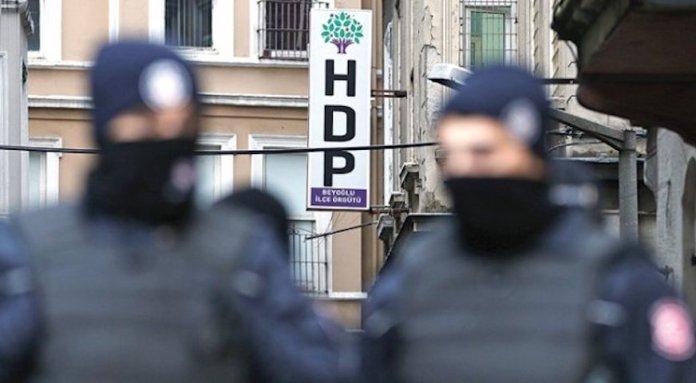 Turquie: Raids à grande échelle contre le HDP