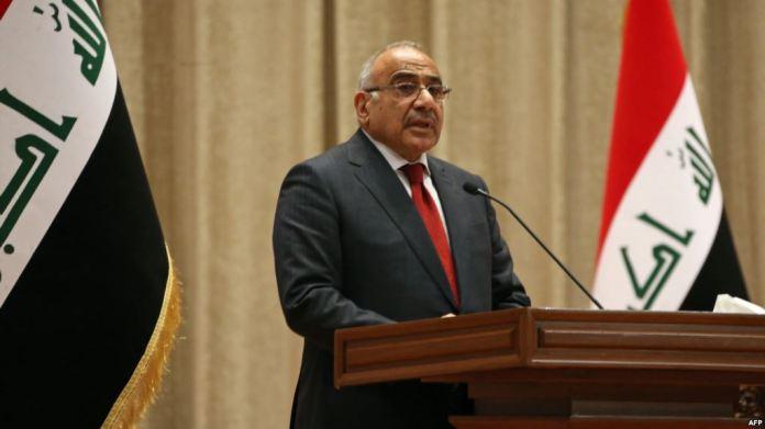 L'Irak soumet l'utilisation de son espace aérien à l'autorisation de son Premier ministre