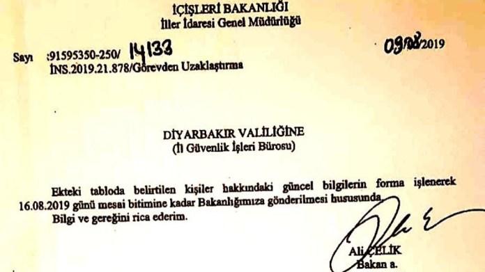 Diyarbakir: risque de saisie pour 13 autres mairies kurdes