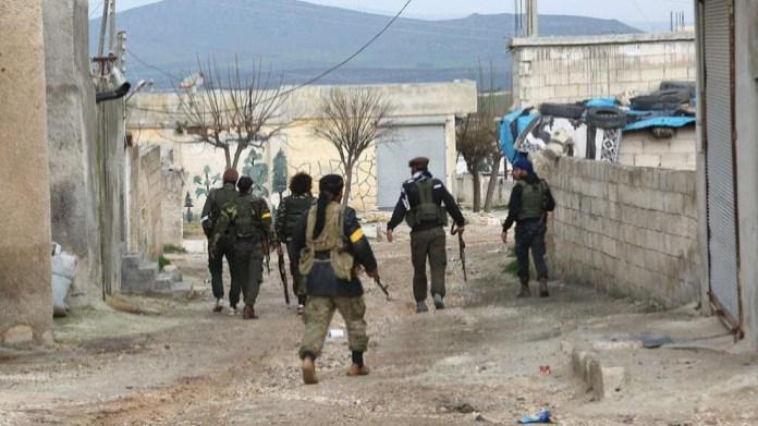 La Turquie et ses mercenaires continuent leurs atrocités à Afrin