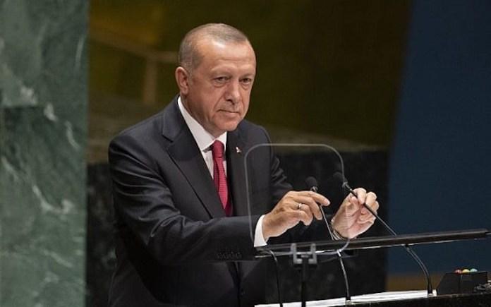 Erdogan lance la menace d'une opération imminente d'invasion contre les Kurdes en Syrie