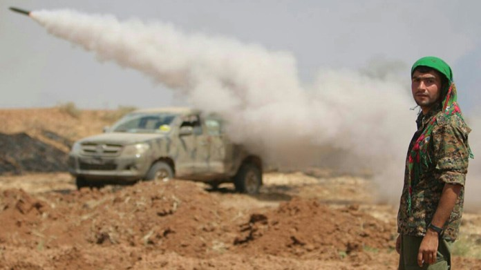 Deux villages de Girê Spî libérés des occupants turco-djihadistes par les FDS