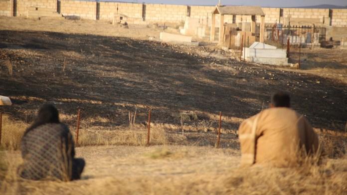 Les FDS repoussent les attaques des forces turco-djihadistes à Girê Spî
