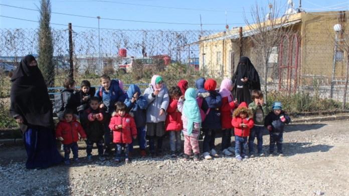 L'avenir des enfants du camp de Al-Hol en danger