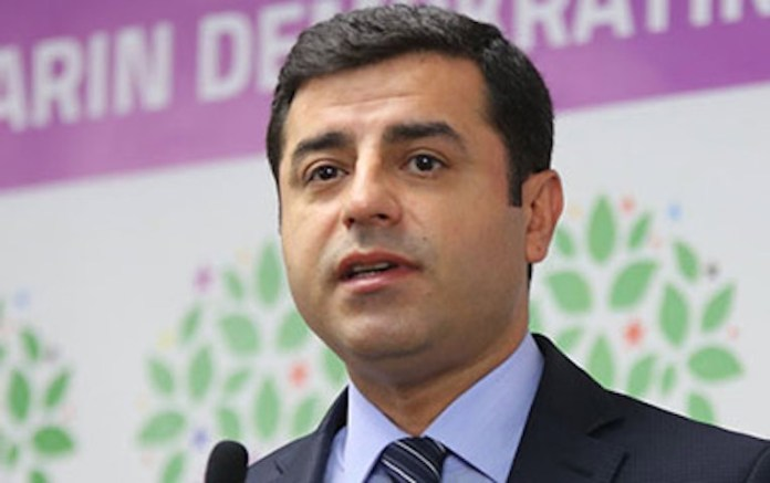 Selahattin Demirtaş dénonce l'absence de système judiciaire en Turquie