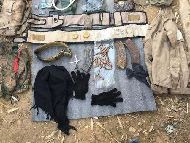 Des produits en provenance de Turquie retrouvés dans la cachette des djihadistes tués à Makhmour