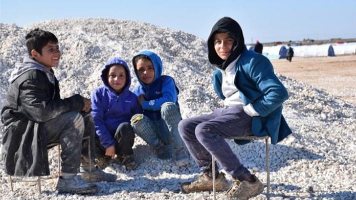«Mieux vaut la vie dure dans un camp que vivre sous l'occupation turque»