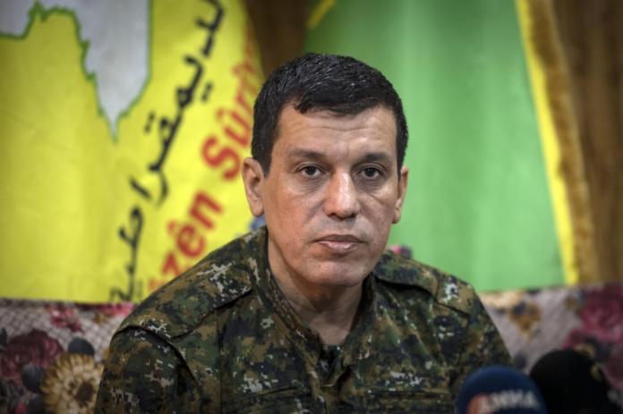 Le Commandant en chef des FDS : Afrin est l'une de nos priorités
