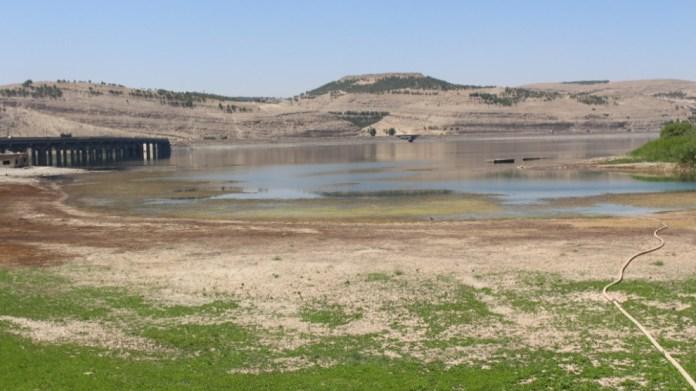 Semar Ebdullah: «La Turquie a laissé un million de personnes sans eau»