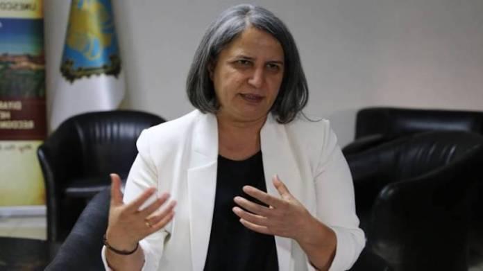 Gültan Kışanak : «Nous, femmes, ne pouvons être faites prisonnières»