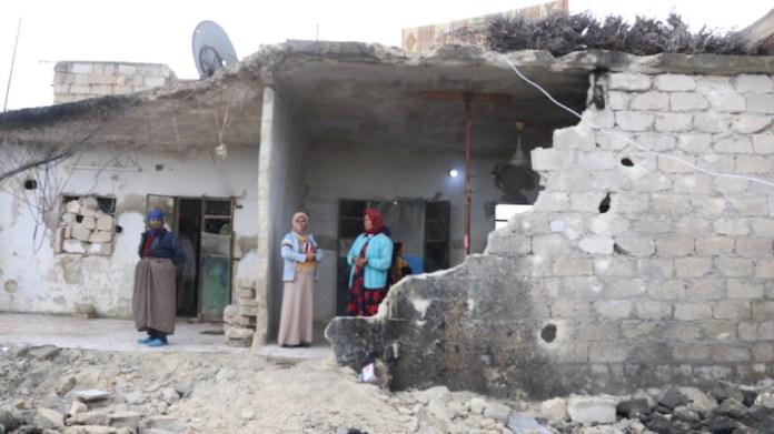 Les réfugiés de Shehba sont confrontés à une double menace : le Covid-19 et Ankara.