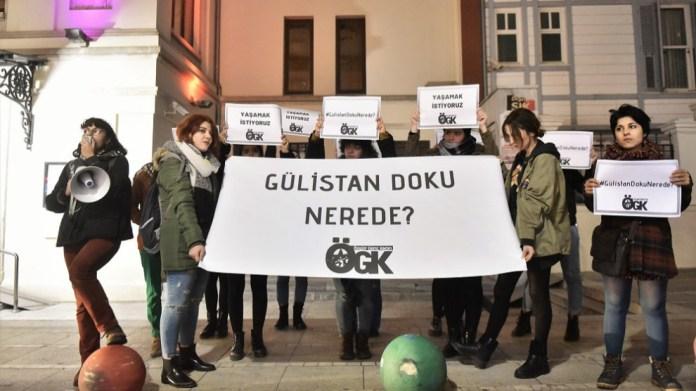 Gülistan Doku, portée disparue depuis 100 jours