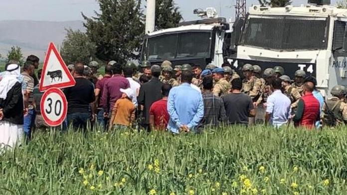 Mardin : 40 villages privés d'électricité depuis 13 jours