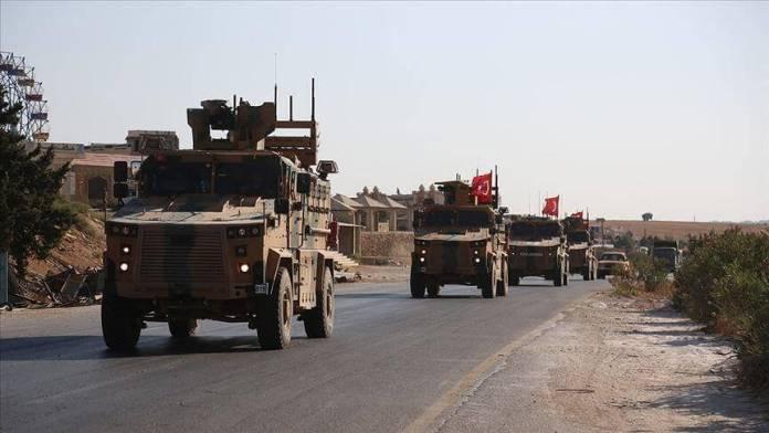 Des milliers de soldats turcs transférés en Syrie depuis le cessez-le-feu