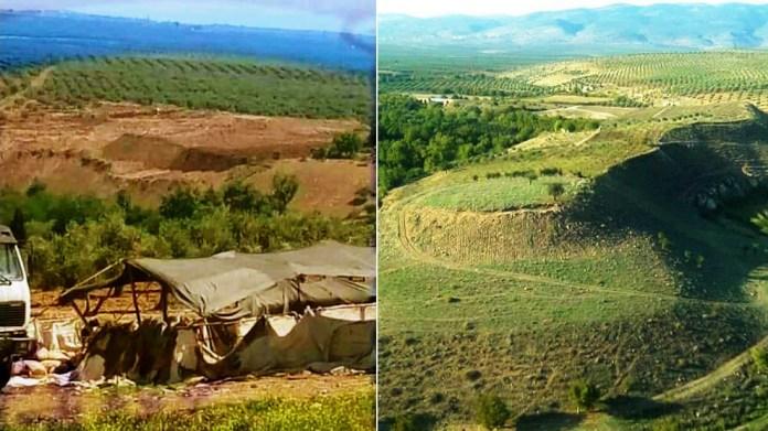 Afrin: 70 sites historiques détruits depuis le début de l'invasion turque