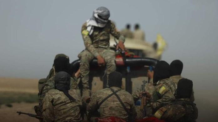 Les FSD lancent la deuxième phase de l'opération contre Daesh