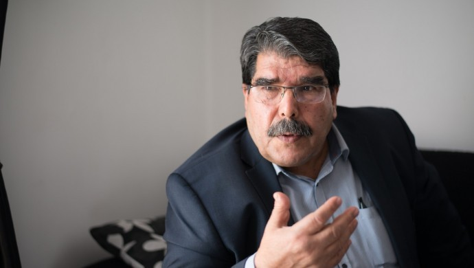 Selon Saleh Muslim, l'opération