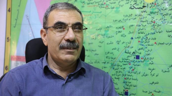 Soulignant la menace que la Turquie représente pour le monde, Aldar Xelîl, représentant du PYD, a dénoncé les crimes commis contre les Kurdes en Syrie