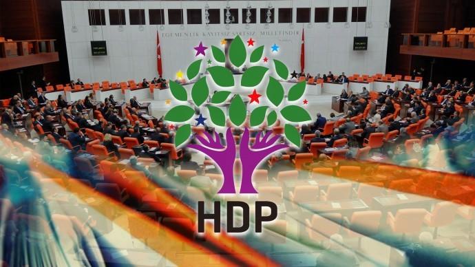 Six parlementaires, dont cinq Député.e.s du HDP, sont visé.e.s par de nouvelles demandes de levée d'immunité parlementaire