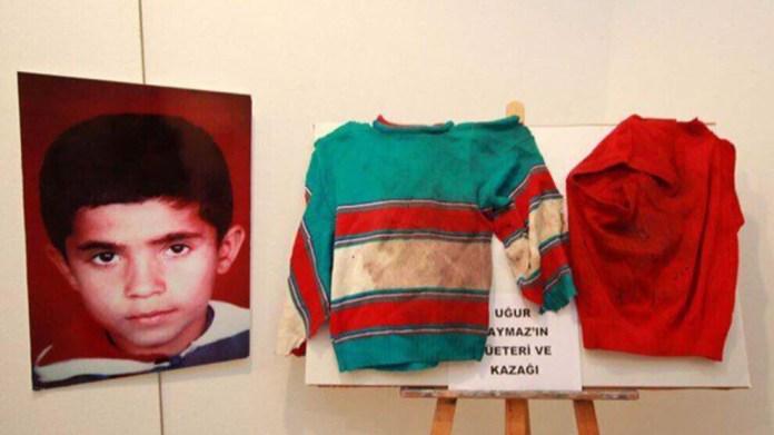 Le 21 novembre 2004, le jeune Ugur Kaymaz et son père étaient tués de plusieurs balles par les forces de sécurité turques.