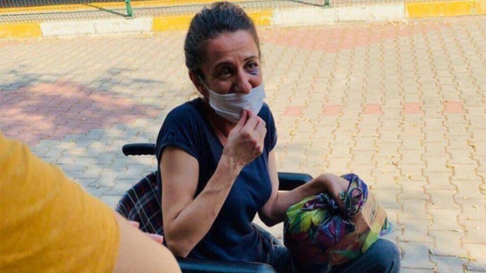 Atteinte d'un cancer, la prisonnière politique kurde Rojbîn Cetin est privée de traitement dans la prison de Mardin.