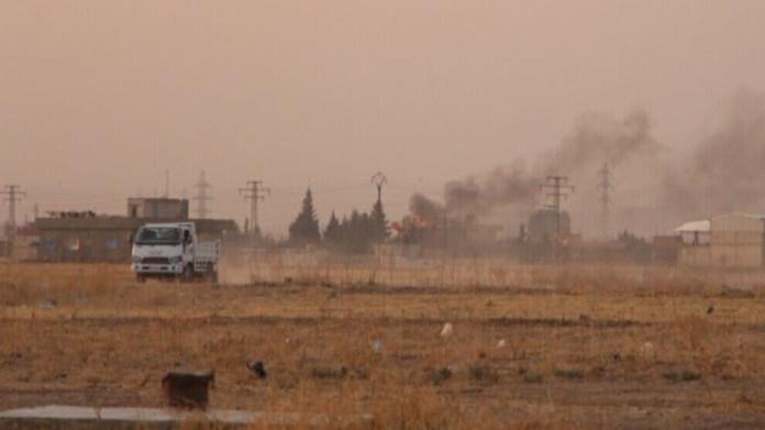 La Turquie a intensifié ses attaques contre Aïn Issa et Girê Sipî au cours des dernières semaines. Alors que les villages et le centre d'Aïn Issa, ainsi que la route internationale M4 ont été bombardés à l'arme lourde, des tentatives d'infiltration se sont succédées.