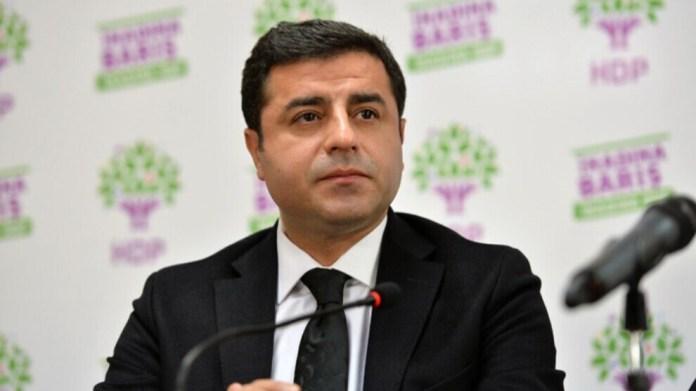 La CEDH a jugé que l'emprisonnement de Selahattin Demirtaş était contraire à la convention et demandé à la Turquie sa libération immédiate.