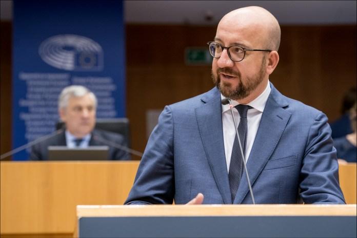 Le président du Conseil européen Charles Michel demande à la Turquie de mettre fin à sa rhétorique agressive et à ses actions provocatrices.