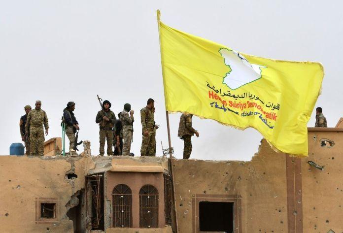 Les unités antiterroristes (YAT) des Forces démocratiques syriennes (FDS) ont capturé l'un des hauts responsable de l'Etat islamique lors d'une opération organisée dans la ville de Hesekê, dans le nord de la Syrie.