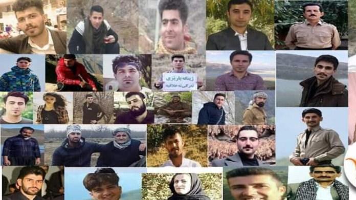 Plus de 90 militants de la société civile ont été arrêtés dans l'Est-Kurdistan au cours des deux dernières semaines.