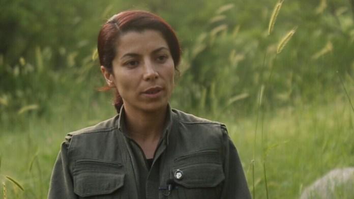 Selon Ciwana Sine, membre de la coordination du KJAR, les exécutions de femmes en Iran sont une politique destinée à inhiber la société.