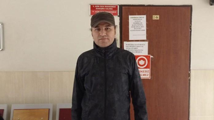 Jugé sur la base d'accusations liées au terrorisme, le journaliste kurde Abdurrahman Gök encourt 20 ans de prison.