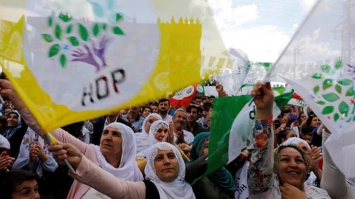Les partis de gauche et socialistes de Fransce, des Pays-Bas et d'Allemagne, ont envoyé des messages de solidarité au HDP.