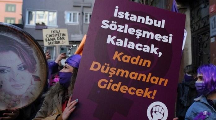 Incroyable ! Le Président Recep Tayyip Erdoğan a annoncé le retrait de son pays de la convention d'Istanbul, appelée aussi