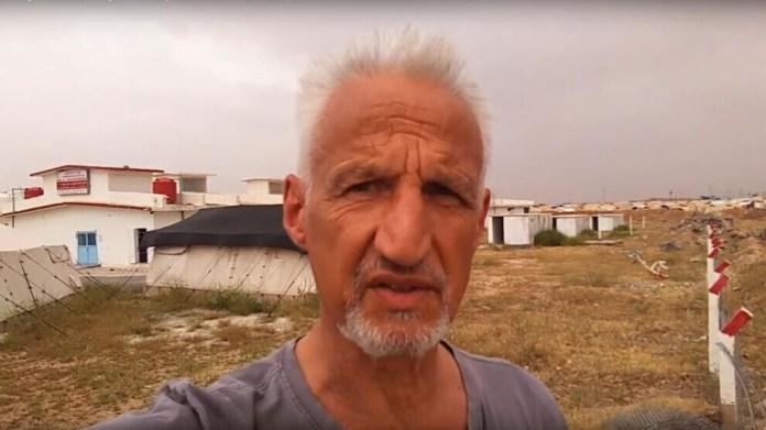 Le Dr Michael Wilk, médecin allemand originaire de la ville de Wiesbaden, rend compte depuis les camps de Washokanî et Serêkaniyê, près de Hassakê, de la situation des réfugiés internes et des habitants.