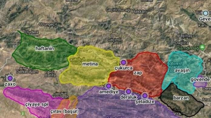 L'armée turque a lancé une opération terrestre vendredi soir dans la région d'Avasin au sein des zones de défense Sud-Kurdistan (Irak).