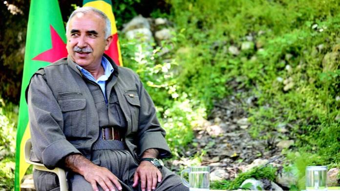 Selon le dirigeant du PKK Murat Karayılan, Ankara a demandé au mouvement kurde un cessez-le-feu au Nord-Kurdistan.