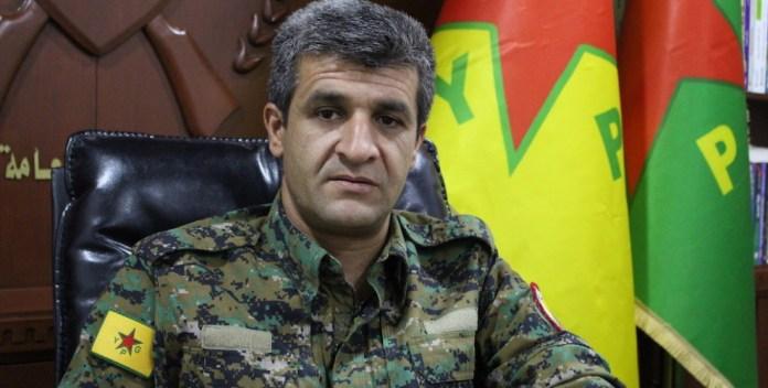 Le porte-parole des Unités de protection du peuple (YPG), Nuri Mahmoud, a démenti les affirmations de l'État turc envahisseur concernant une fosse commune à Afrin et a déclaré que le lieu détruit était en fait un cimetière des combattants.