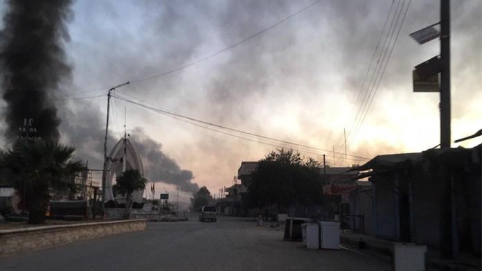 4 civils, dont deux enfant, ont été blessés dimanche lors des tirs d'artillerie de l'armée turque et des mercenaires djihadistes qui lui sont affiliés, dans la région de Shehba , dans le nord de la Syrie.