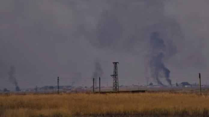 L'armée turque et ses mercenaires djihadistes ont bombardé samedi le district de Tall Rifaat, ainsi que plusieurs villages à Shehba, dans le nord de la Syrie.