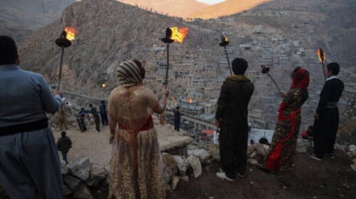 La région kurde de Hawraman en Iran a été inscrite par l'UNESCO sur la liste du patrimoine mondial.