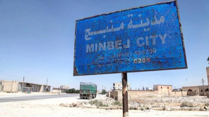 Au moins 835 attaques ont visé la ville de Manbij au cours des cinq dernières années, causant la mort de 30 civils.