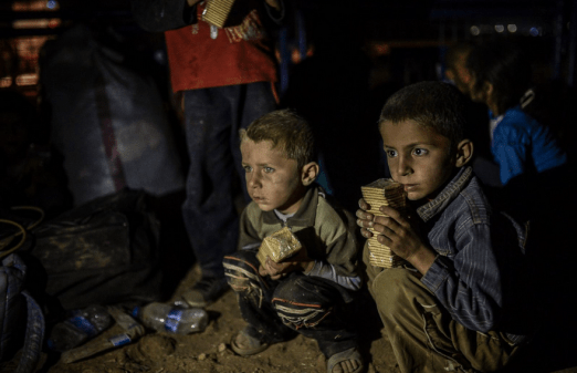 Kurdish-children-Rojava-6