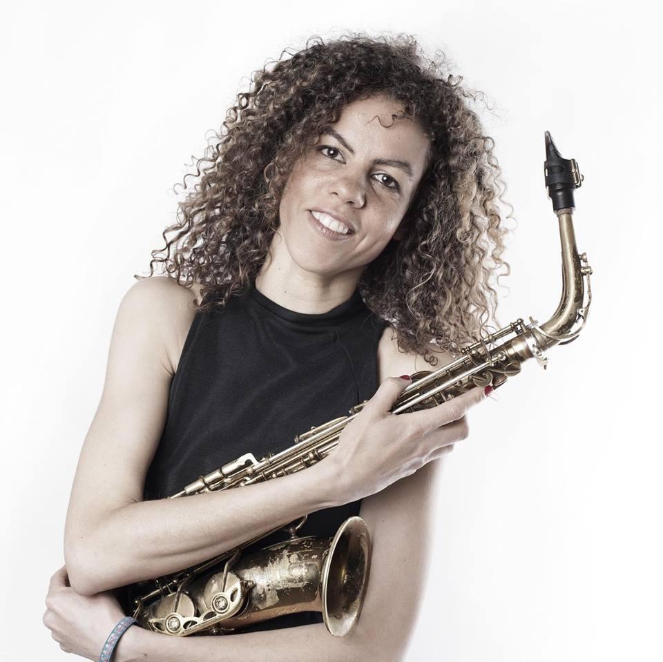 Sanne Landvreugd Saxofoniste