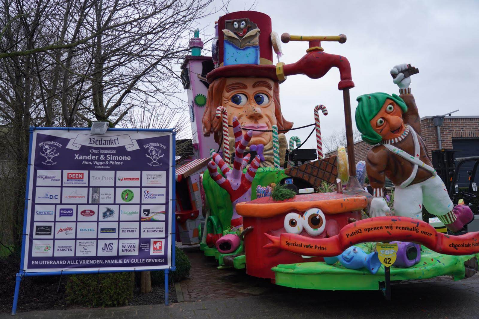 Carnaval Zwaag 2019