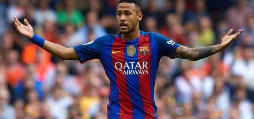 Neymar droht mit Wechsel